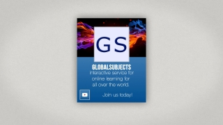 GlobaLSubjects Channel Promo