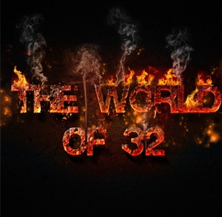 The World of 32 logo